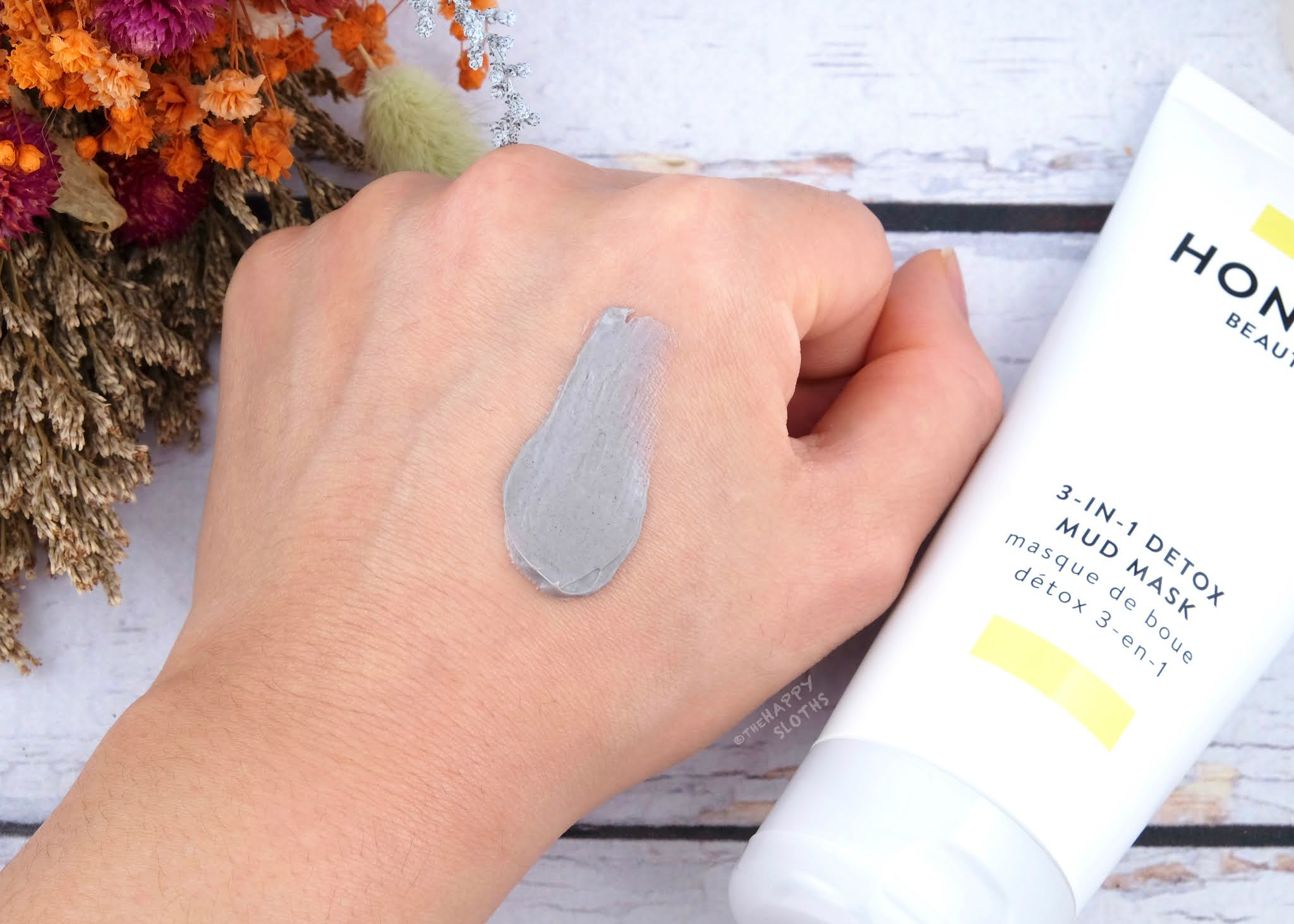 Honest Beauty | 3-in-1 Detox Mud Mask: Review