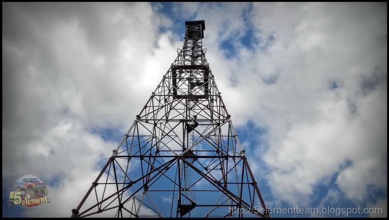 Радиовышка в селе Осмолода