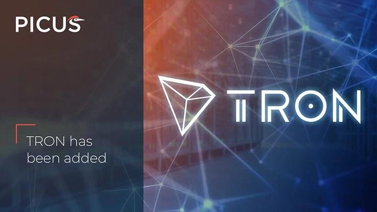 Picus добавляет Tron