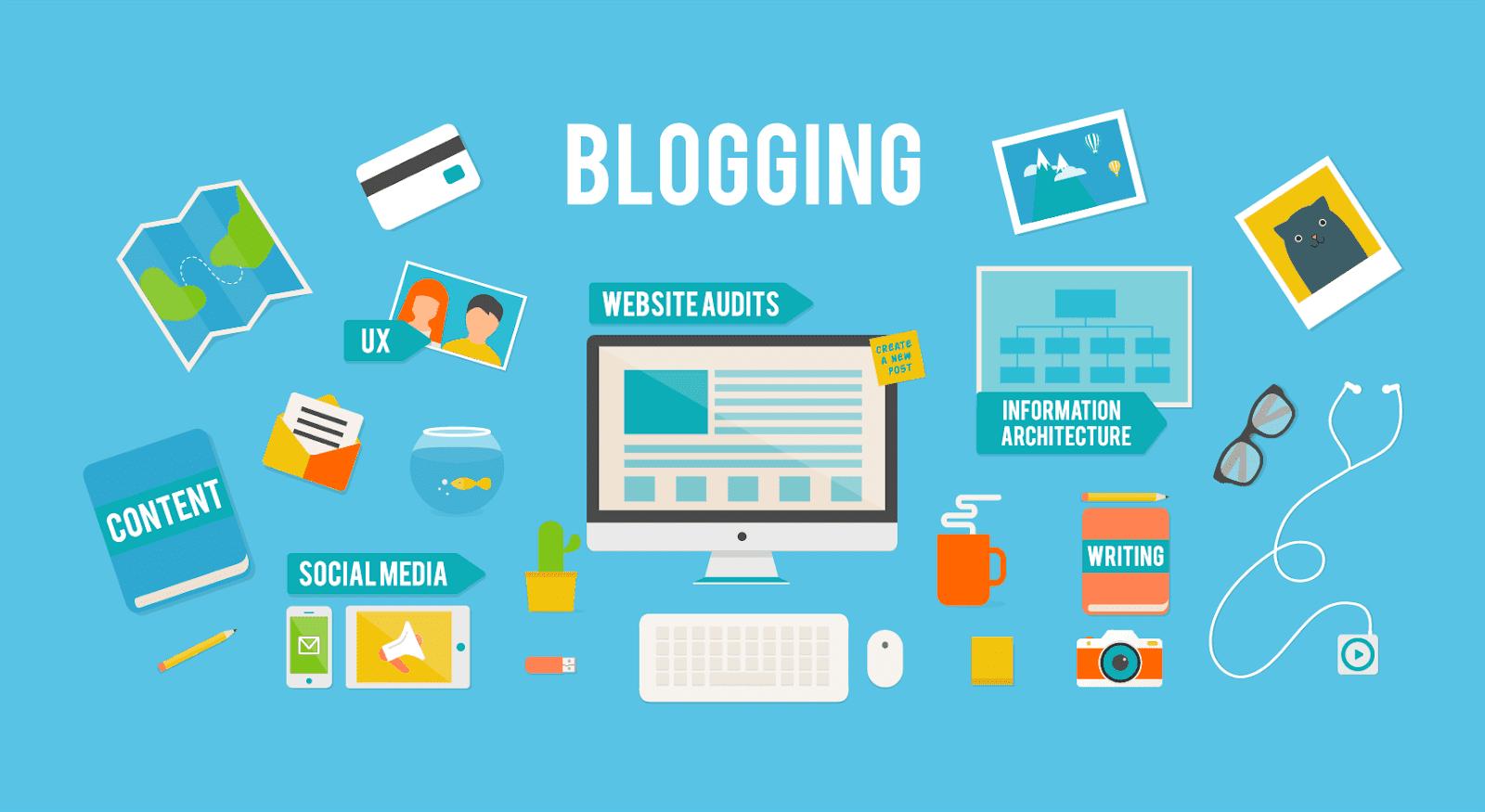 شرح إنشاء مدونة بلوجر blogger جديدة 2020 احترافية مجاناً