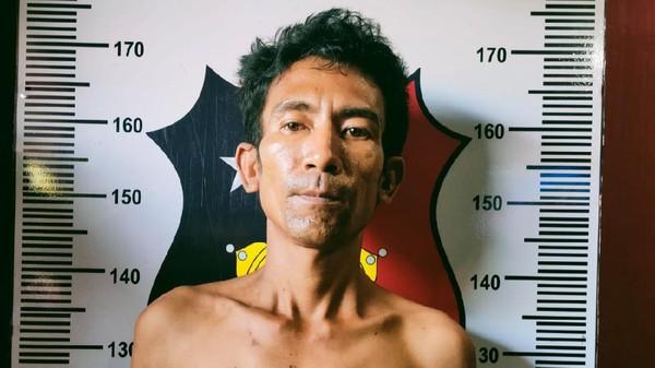 Ditangkap Polisi, Ini Tampang Terduga Penyerang Ustaz di Batam