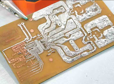 PCB Layout TAS5630 design