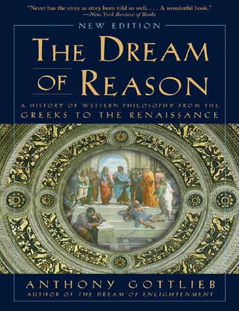 The Dream of Reason (New Edition)
