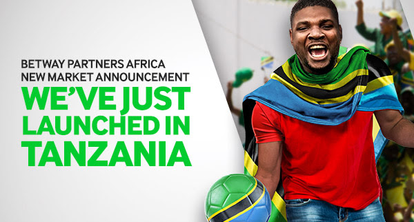 Betway Partners Africa in Tanzania