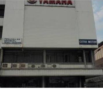 Dealer Yamaha Citra Motor Jakarta Pusat