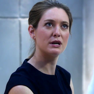 Who Plays Samantha On Scandal? Zoe Perry