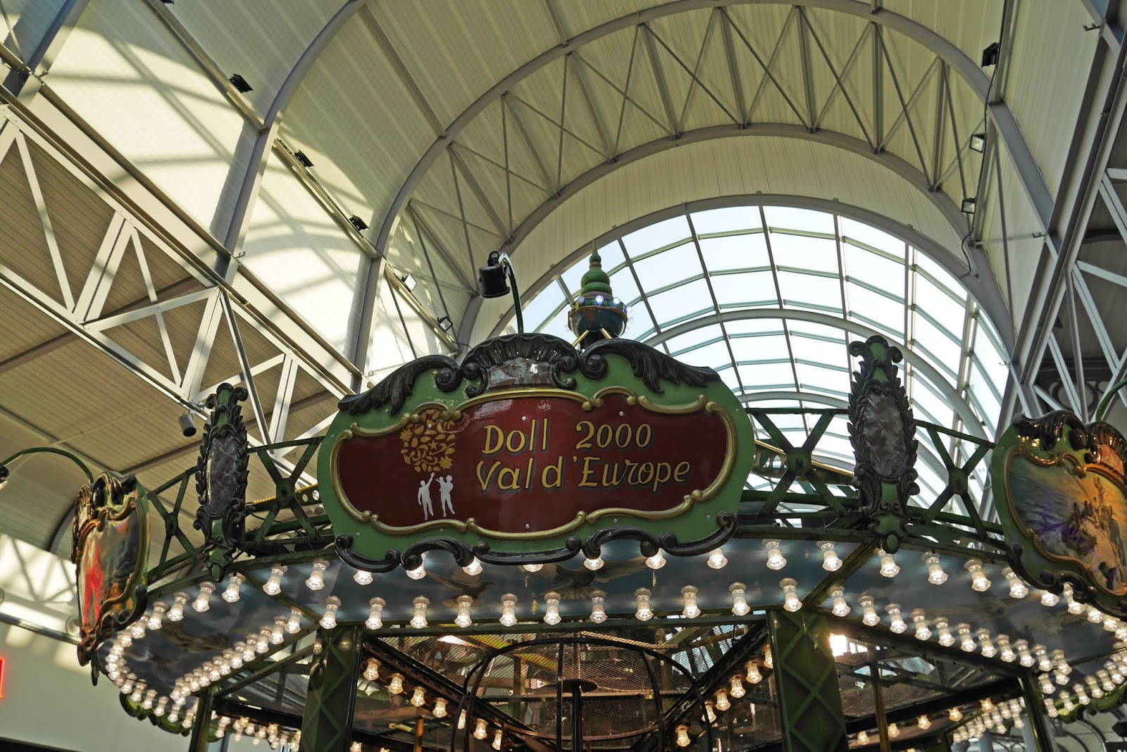 Val d'Europe shopping centre, Disneyland Paris