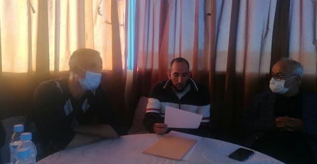 عبد الله علوان رئيسا جديدا للنادي البلدي رجاء اكادير لكرة القدم