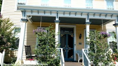 Bayberry Inn Bed & Breakfast in Cape May New Jersey