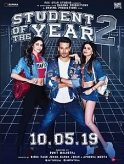 Student of The Year 2(2019) Full Movie Free Download in Full HD