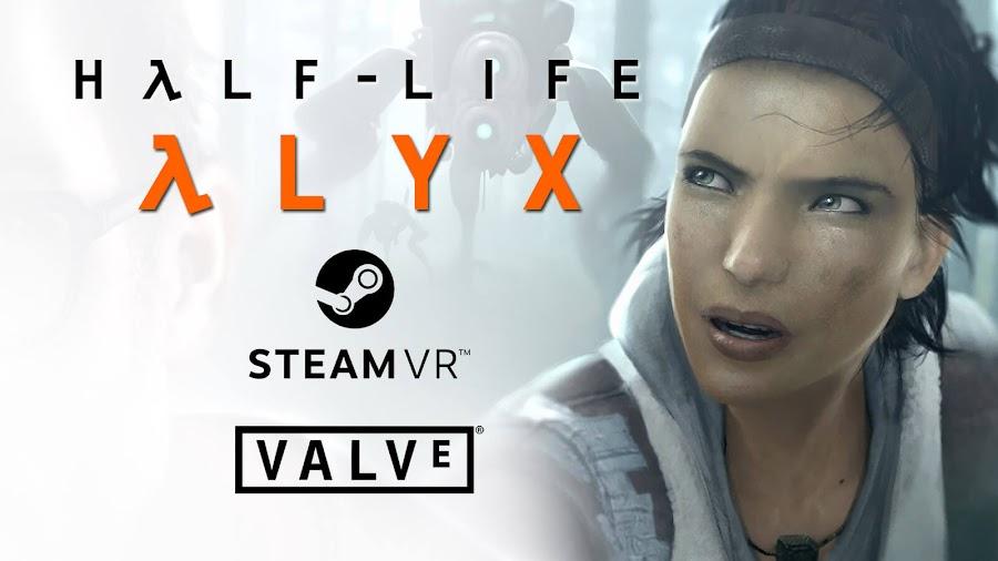 half life alyx vr prequel game release date valve announcement