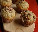 Banana Wheat Germ Muffins