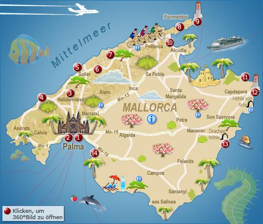 Mallorca Pollensa Hotel Stadt