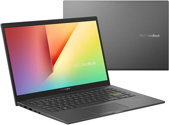 ASUS VivoBook 14 K413JA-EB573T: portátil Core i5 con disco SSD y Windows 10 Home