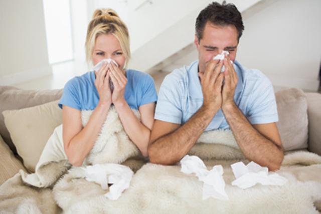 Cuidado com o resfriado