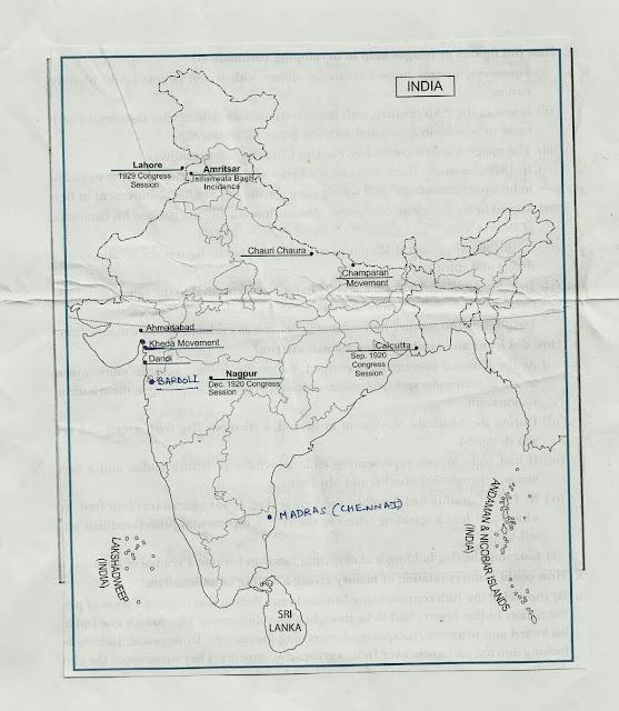 SocialScience4U: List of Map items for Social Science
