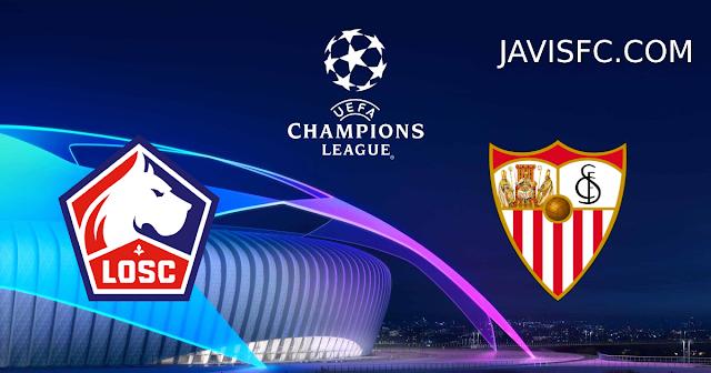 Previa Lille Sevilla