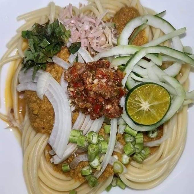 Resepi Laksa Johor Spaghetti