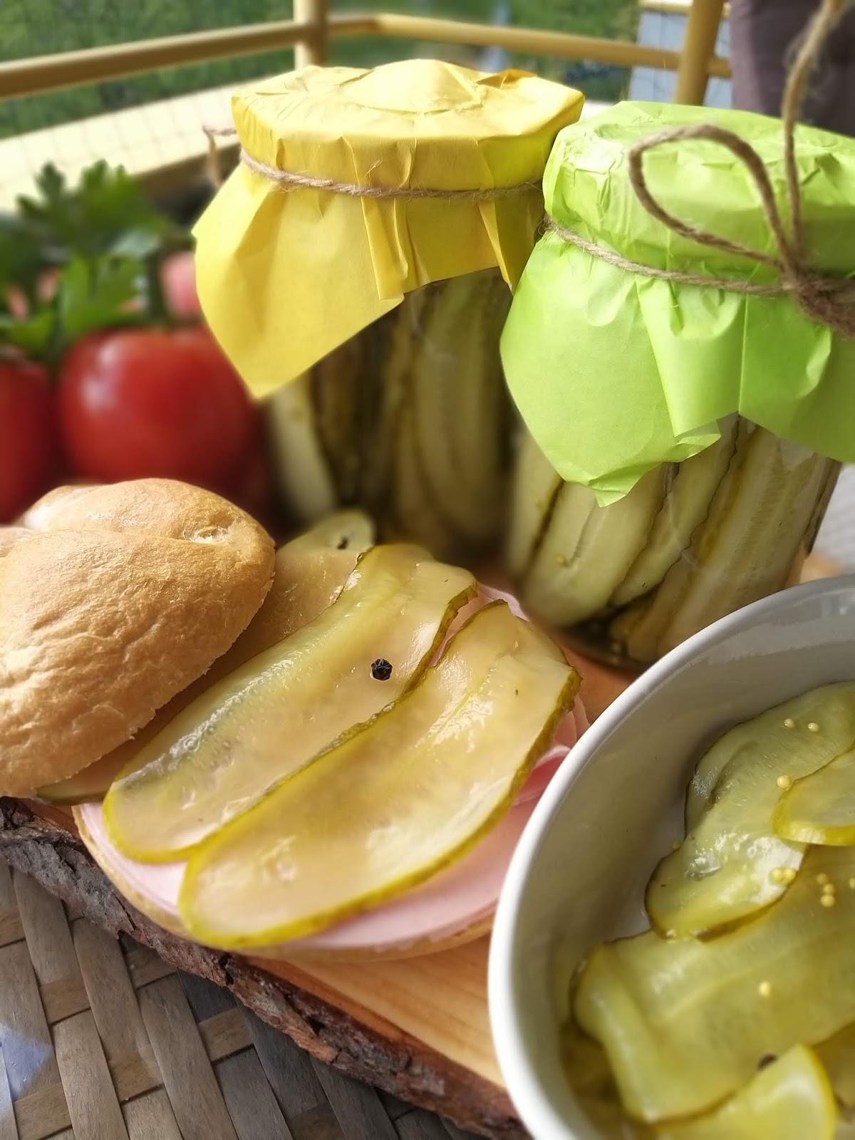 kiseli krastavichki za sandvichi
