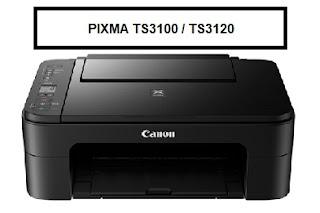Canon PIXMA TS3100 / TS3120 Driver