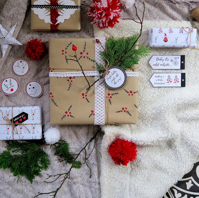 Christmas FREE printable pack!