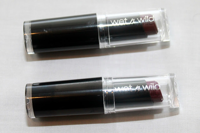 WET N WILD MATTE LIPSTICKS