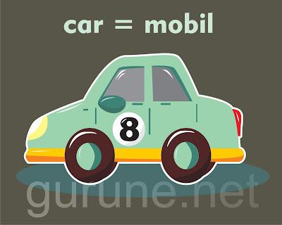 Tutorial Membuat Desain Grafis mobil untuk anak, download vector cdr