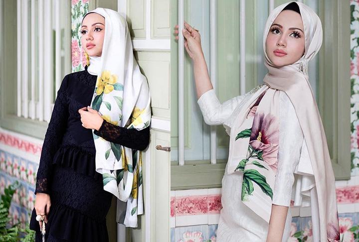 Foto dan Gambar Cantik Nadiyah Shahab, Pelakon Dari Singapura