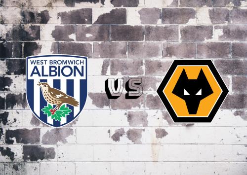 West Bromwich Albion vs Wolverhampton Wanderers  Resumen y Partido Completo
