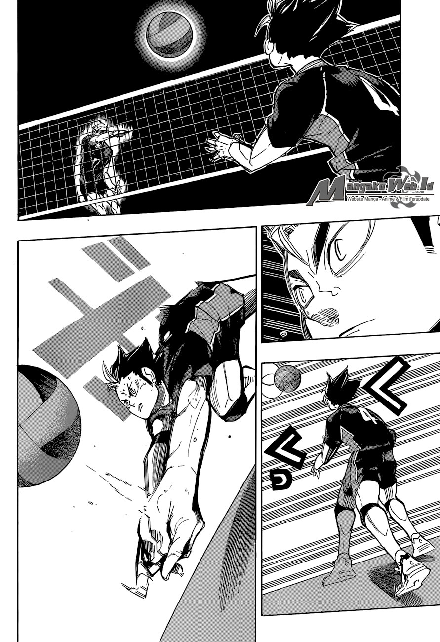 Haikyuu Chapter 270-13