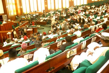 Breaking News: S*x Scandal Hearing at the House of Reps Stalled...See Details