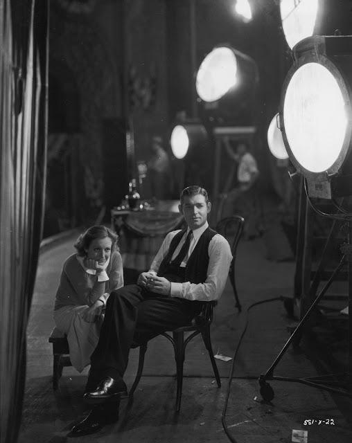 1933. Joan Crawford and Clark Gable