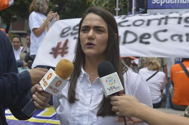 VENEZUELA: Ciudadanos protestaron ante la falta de servicios públicos en todo el país.