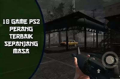 Cover Game PS2 Perang