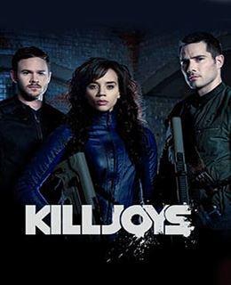 Killjoys - 1ª 2ª Temporada Torrent Dublado (2016) Download