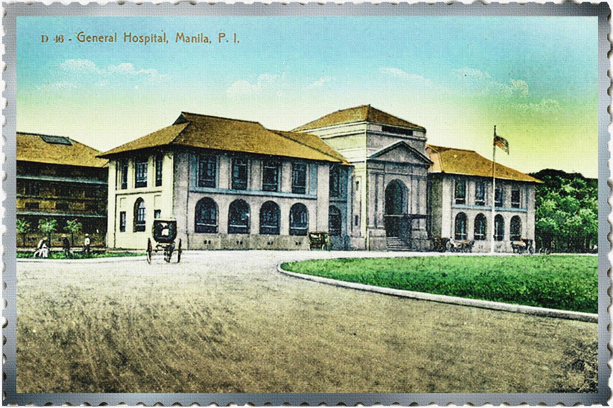 Philippine General Hospital, Manila