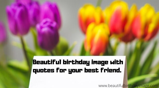beautiful birthday image and quotes