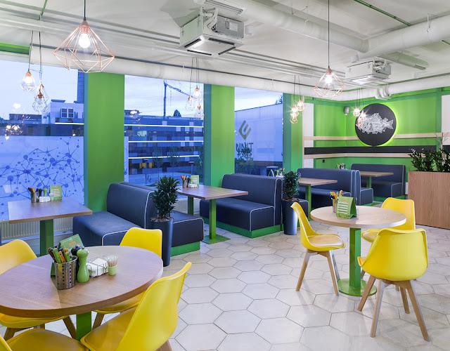 Unit Cafe - Shipping Container Restaurant, Kyiv, Ukraine 6