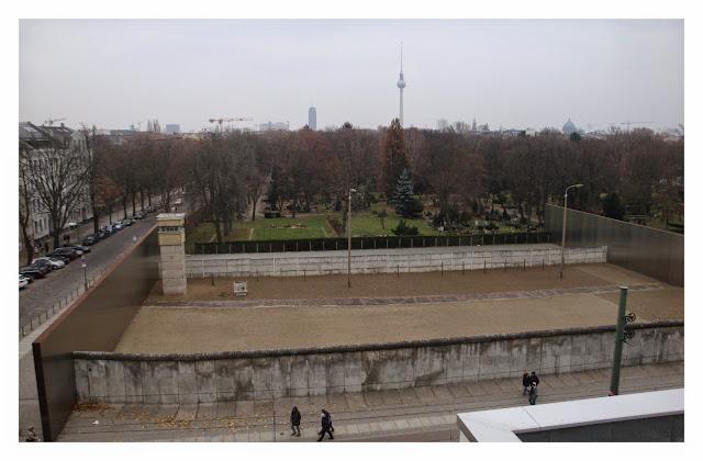 Top 15 coisas para fazer em Berlim - Memorial da Bernauer Straße