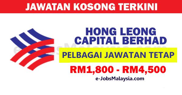 Hong Leong Capital Berhad