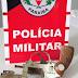 Polícia Militar apreende arma de fogo na zona rural de Sousa-PB