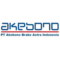 Logo PT Akebono Brake Astra Indonesia