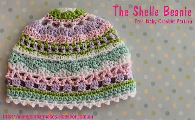 The Shelle Beanie