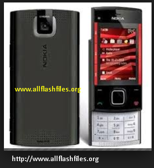 Nokia X3-00 RM-540 Flash File V11.00 Free Download