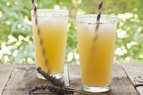 Lychee Ginger Cooler a refreshing and healthy recipe