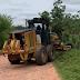 Vídeo: Máquina patrol que havia sido roubada de empresa construtora em Sousa é recuperada no Estado do Piauí