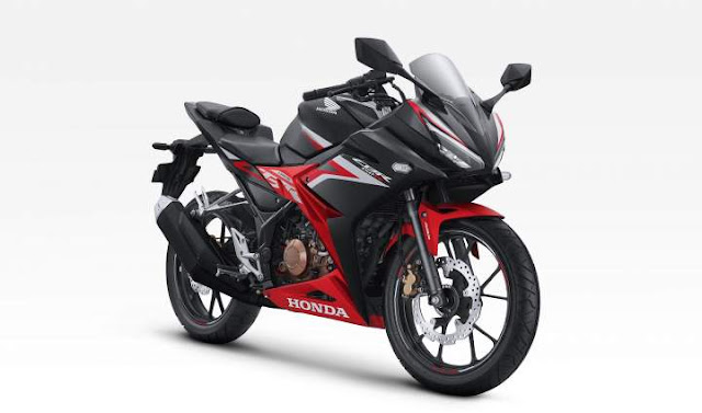 Warna CBR150R Dominator Matte Black