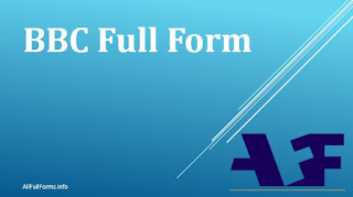 BBC Full Form