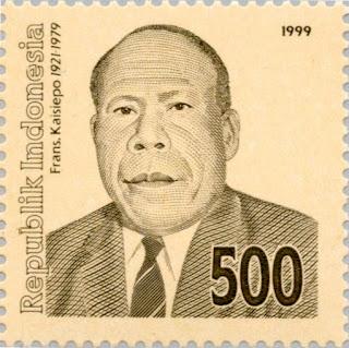 Frans Kaisiepo: Diplomat Papua