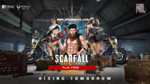 تحميل لعبة Scar Fall بدون نت برابك مباشر 2020 | للاندرويد والكمبيوتر [ ScarFall ]